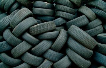 recyling rubber conserve energy future. Black Bedroom Furniture Sets. Home Design Ideas